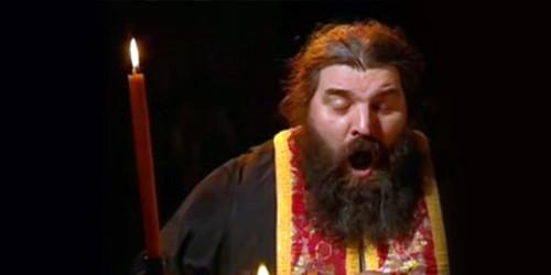 Meditaţie ortodoxă