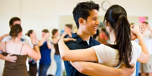 Terapia… în paşi de dans