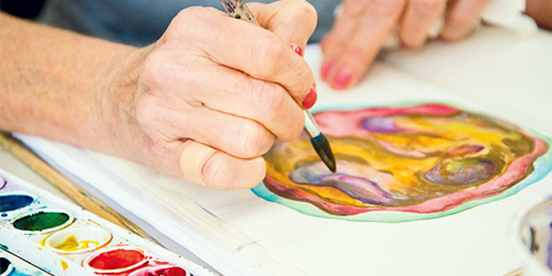 Ce este art-terapia?