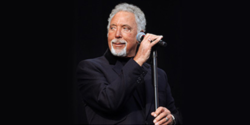 TOM  JONES – o legendă vie