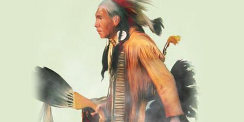 Meditaţia amerindiană